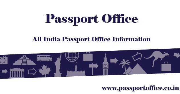 Passport Office Changlang
