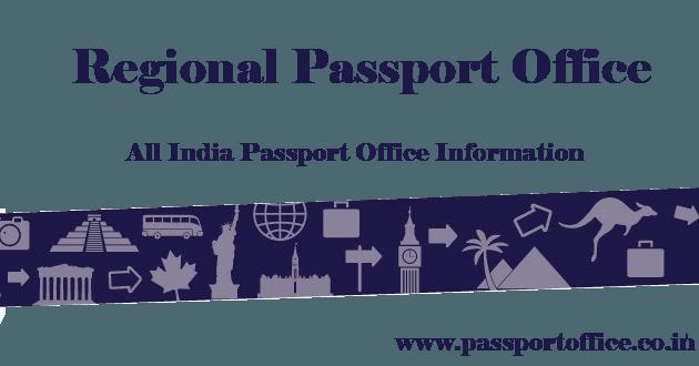 Regional Passport Office Raipur