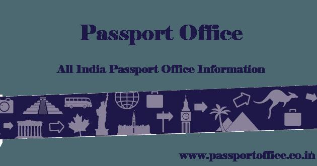 Passport Office Tura